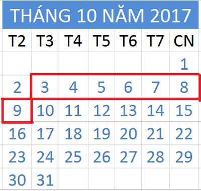 Tử vi hàng tuần từ ngày 03/10/2017 đến 09/10/2017