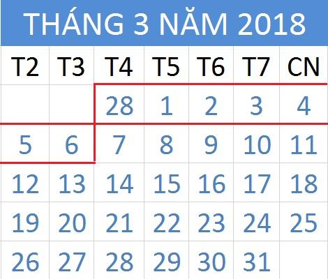 Tử vi hàng tuần từ ngày 28/02/2018 đến 06/03/2018