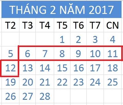Tử vi hàng tuần từ ngày 6/2/2018 đến ngày 12/2/2018