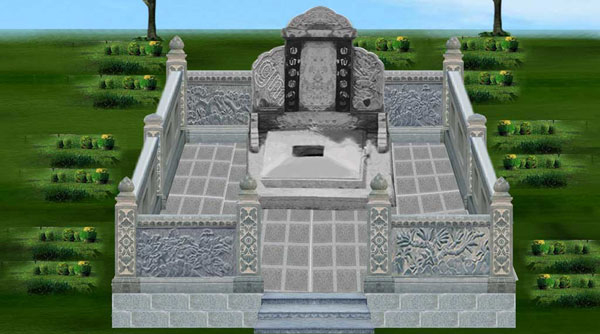 Phong thủy mộ phần