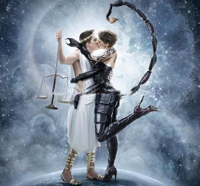 Bọ Cạp và tình yêu