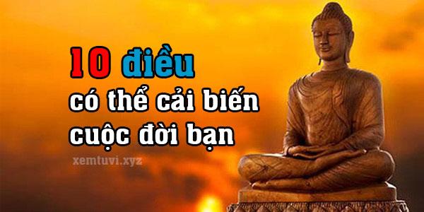 10 cách sống của nhà Phật có thể cải biến cuộc đời bạn