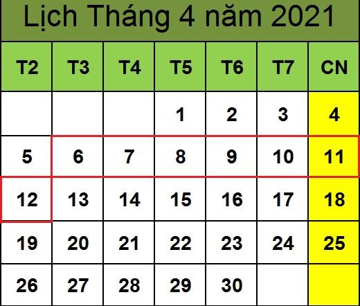 Tử vi hàng tuần từ ngày 06/04/2021 đến ngày 12/04/2021