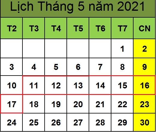 Tử vi hàng tuần từ ngày 11/05/2021 đến ngày 17/05/2021