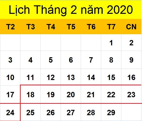 Tử vi hàng tuần từ ngày 18/02/2020 đến ngày 24/02/2020