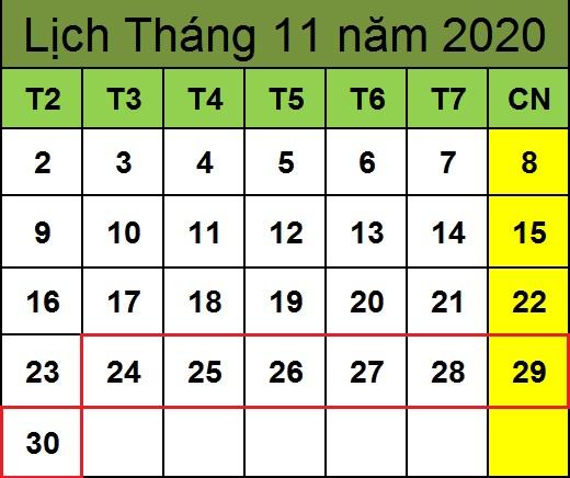 Tử vi hàng tuần từ ngày 24/11/2020 đến ngày 30/11/2020