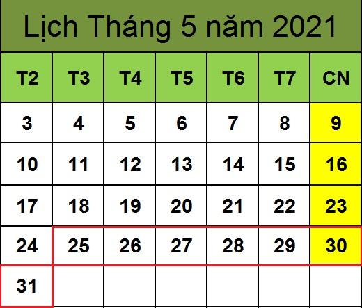 Tử vi hàng tuần từ ngày 25/05/2021 đến ngày 31/05/2021
