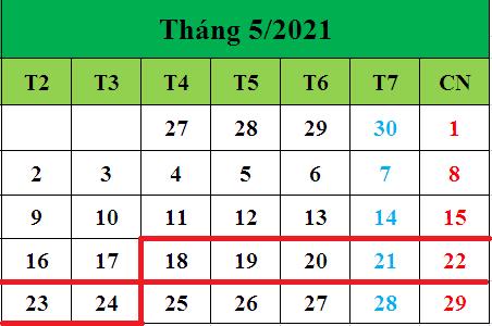 Tử vi hàng tuần từ ngày 18/05/2021 đến ngày 24/05/2021